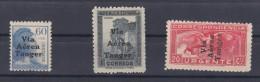 0169 Tanger Nº 137-138 Y 141 Con Charnela - Aguera