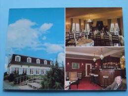 "Hotel - Restaurant "" 't RIDDERSHOF "" St. Annastraat 127a Hamme St. Anna (Reclame) Anno 19?? ( Zie Foto´s Voor Detail ) ! - Hamme"