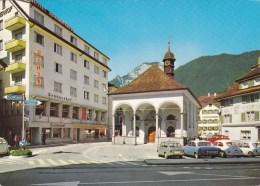 HOTEL BRUNNERHOF BRUNNEN   CARS  AUTO'S - SZ Schwyz