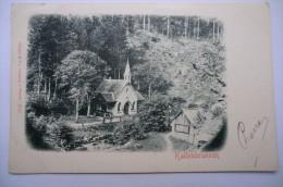 CPA AUTRICHE KALTENBRUNNEN. 30/03/1902. - Schruns
