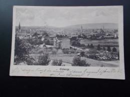 EICHWEGE  1923 - Eschwege