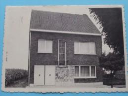 """Huis Bevoorraad Door Het Deens Systeem """" ELVACO """" (Reclamekaart) Anno 19?? ( Zie Foto´s Voor Detail ) ! - Eeklo"""