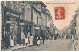 ROMILLY SUR SEINE - Rue Gornet Boivin - Romilly-sur-Seine