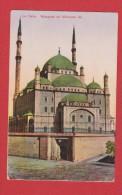 Le Caire  --   Mosquée De Mohamet Ali - Le Caire