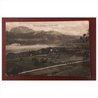 Lac D' Annecy Vu De Sevrier - Annecy