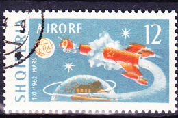 Albanien Albania Albanie - Raumfahrt (Mi.Nr.: 779/83) 1963 - Gest. Used Obl. - Albania