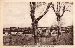CPA     -     EN MORVAN   -   ARLEUF    -    VUE GENARALE - Autres Communes