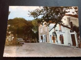 7 - ST JULIEN DU GUA Place De La Fontaine - 1964 - Frankreich