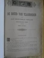 DE BRUID VAN VLAANDEREN OF JAN BREYDELS WRAAK - WILLEM VERRIEST - History