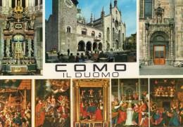 Como - La Cattedrale - Opera D´arte - Como
