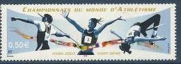 "FR YT 3587 "" Championnats D'Athlétisme "" 2003 Neuf** - Unused Stamps"