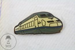 Spanish Speed Train AVE - Pin Badge - Transportes