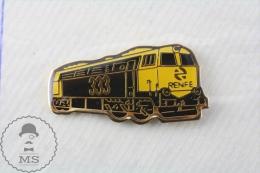 Spanish Renfe 333 Train Railway - Pin Badge - Transportes