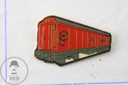 Spain RENFE Train Wagon - Pin Badge - Transportes