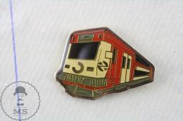 Spain Catalonia Barcelona Subway Metro Train - Pin Badge - Transportes