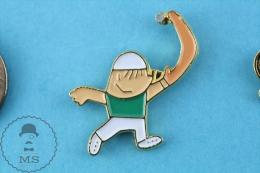 Barcelona 1992 Olympic Games Cobi Mascot  - Pin Badge - Juegos Olímpicos