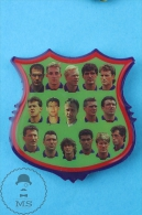 F.C. Barcelona Cruiff Dream Team Pin Badge - Música