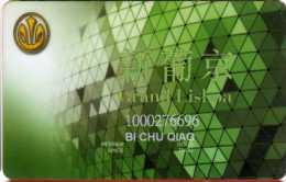 Carte Membre Casino : Casino Grand Lisboa Macau - Casino Cards