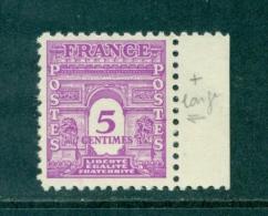 N°620 Variété TP Plus Large D'une Dent, Bdef, Neuf** - Variétés: 1941-44 Neufs