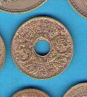 FRANCE 5 Centimes LINDAUER Grand Module 1917 - C. 5 Centimes