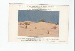 TRIPOLI LE DESERT (ILLUSTRATION) - Libye