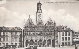 Saint Quentin L'Hotel De Ville Et Bureau - St. Quentin En Yvelines