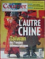Courrier International   N°488   9 Mars 2000 : Taiwan - Informations Générales