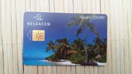 Phonecard Palm Beach Used