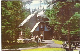 The Church of all Faiths at Santa�s Village, Route 2, Jefferson, New Hampshire