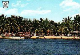 LUANDA       H1       L'ile Du Mussulo - Angola