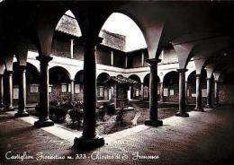 CASTIGLION       H784       Chiostro Di S.Fancesco - Arezzo