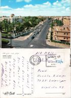 LIBYE - LIBYA, Tripoli - Sharia El Malika, 1967, Carte Postale Utilisé, Lot 44542 - Libia