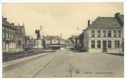 Belgique - Iseghem - Zegeplaats En Station - Belgique
