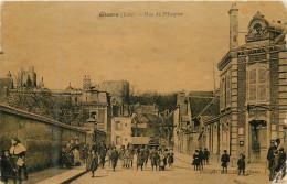 27 GISORS  Rue De L'hospice    2 Scans - Gisors