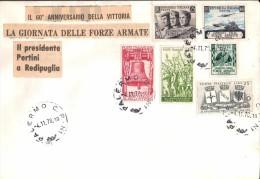 1978 Lettera Con  Due Interessanti Ricorrenze Storiche  08 - 6. 1946-.. Repubblica