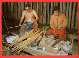 OCONALUFTEE - INDIAN VILLAGE CHEROKEE - Etats-Unis