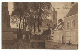 Belgique - Nieuport - Les Halles - Nieuwpoort