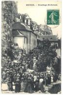 Mende - Ermitage Saint Privat  ( Procession ) - Mende