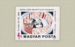 Hungary 1988. Asta Congress Stamp MNH (**) Michel: 3983 / 0.60 EUR - Ungarn