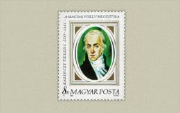 Hungary 1990. Ferenc Kazinczy Stamp MNH (**) Michel: 4097 / 1 EUR - Ungebraucht