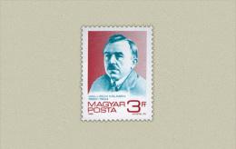Hungary 1989. Kálmán Wallish Stamp MNH (**) Michel: 4008 / 0.50 EUR - Ungebraucht