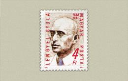 Hungary 1988. Gyula Lengyel Stamp MNH (**) Michel: 3993 / 0.60 EUR - Ungebraucht