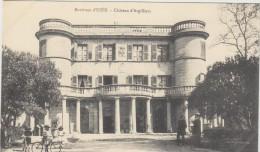 30  Environs  Uzes  Chateau D Argilliers - Uzès