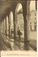 CPA  CASABLANCA, Boulevard De La Gare 3166 - Casablanca