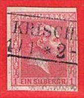 MiNr.10 O Altdeutschland Preussen - Preussen