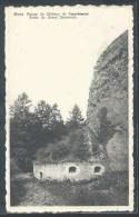 CPA BELGIQUE - Theux, Ruines Du Château De Franchimont - Sortie Du Grand Souterrain - Theux