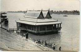 CAMBODGE PHNOM PENH LA MAISON FLOTTANTE ROYALE - Cambodia