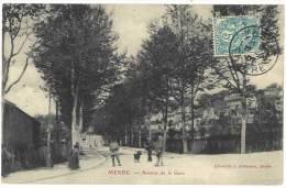 Mende - Avenue De La Gare - Mende