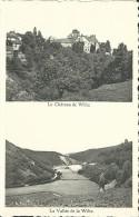 CP Wiltz - Château Et Vallée De La Wiltz - Mander - Wiltz