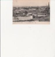 VILLEURBANNE- VUE GENERALE DES USINES GILLET -1928 - Villeurbanne